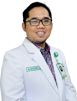 dr. Mairunzi, Sp.OG