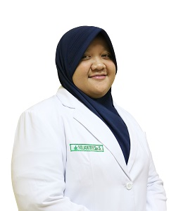 dr. Yuliantry Indah Lestari, M.Biomed, Sp.S