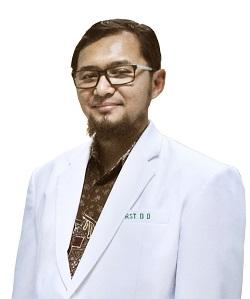 drg. Dwi Ariawan, MARS., Sp. BM