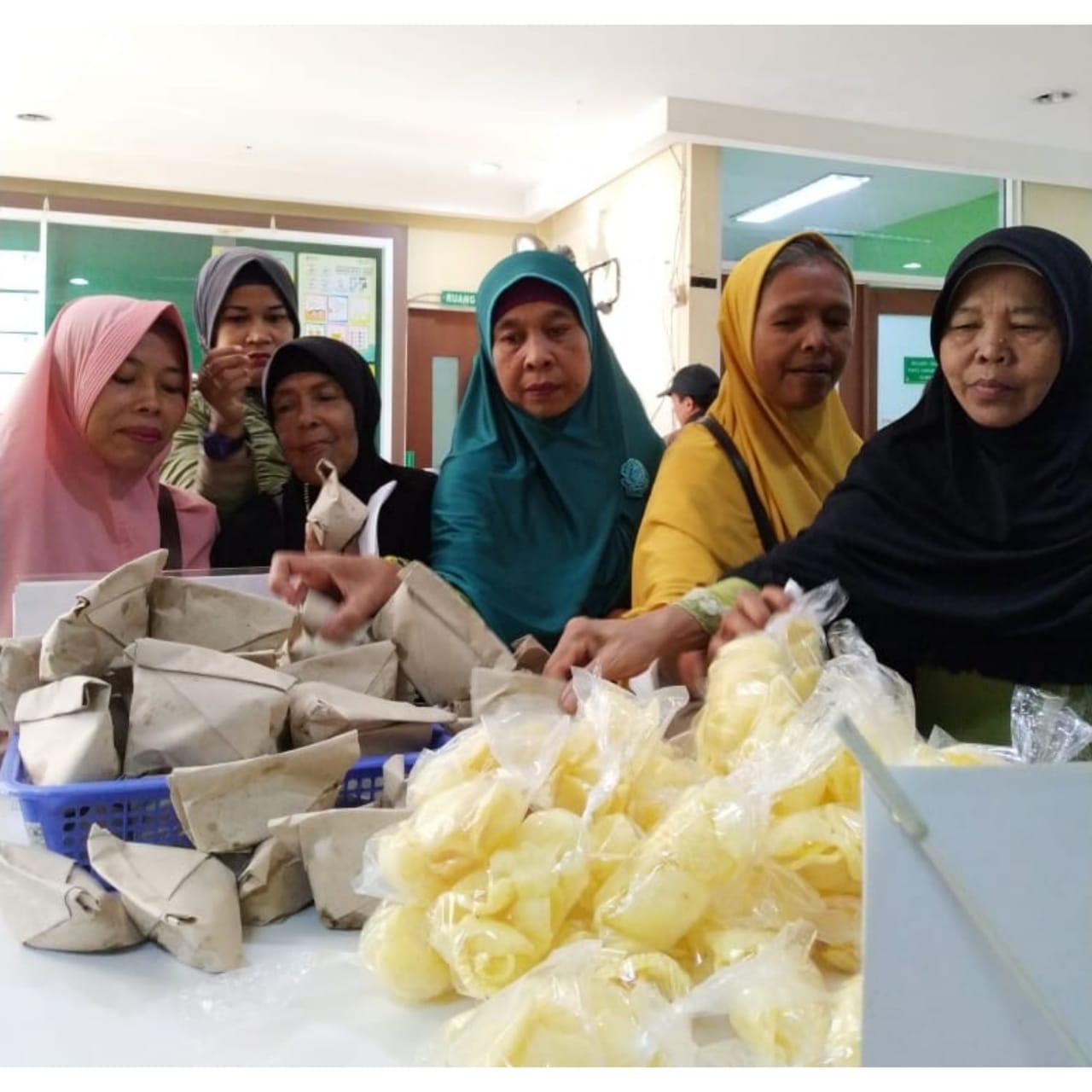 Jumat Berbagi Kembali Sapa Pasien RST Dompet Dhuafa